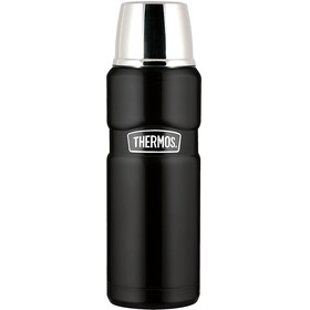 Thermos Stainless King Thermos 1,2 L Matt Black